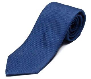 DRAKE'S ドレイクス 英国製ネクタイ 正規取扱店 DRAKE'S-E5080N-06870-2-50ozブルーソリッド