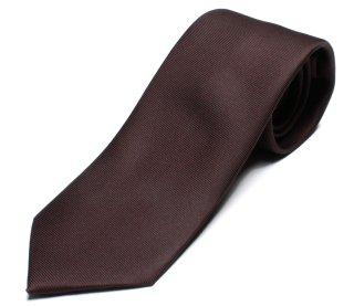 DRAKE'S ドレイクス 英国製ネクタイ 正規取扱店 DRAKE'S-E5080N-06870-6-50ozブラウンソリッド