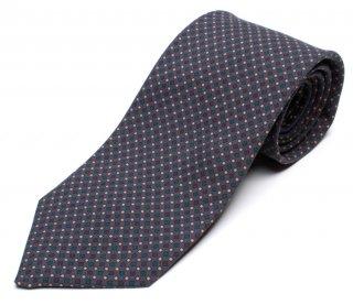 DRAKE'S ドレイクス 英国製ネクタイ 正規取扱店 DRAKE'S-M01-19533-006-ドット柄
