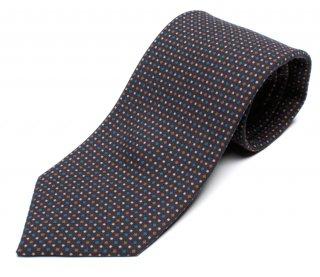DRAKE'S ドレイクス 英国製ネクタイ 正規取扱店 DRAKE'S-M01-19533-002-ドット柄