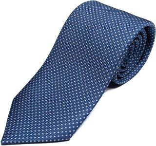 DRAKE'S ドレイクス 英国製ネクタイ 正規取扱店 DRAKE'S-E5080N-06871-3-50ozライトブルードット