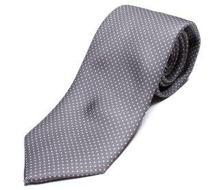 DRAKE'S ドレイクス 英国製ネクタイ 正規取扱店 DRAKE'S-E5080N-06871-4-50ozグレードット