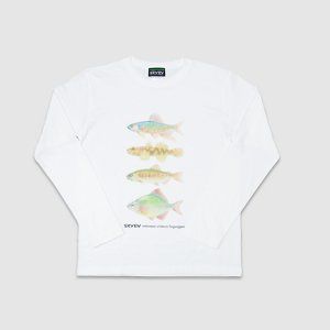 Fish Long sleeve T