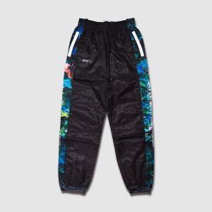 leaves piste pants