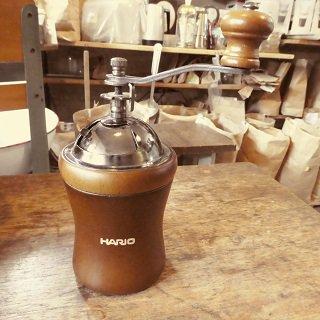 ハリオ HARIO コーヒーミル・ドーム MCD-2