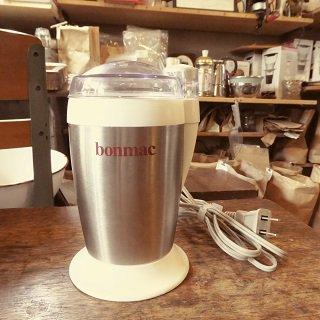 ボンマック bpnmac 電動コーヒーミル プロペラ BMCM-1W