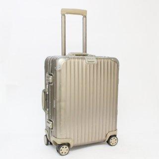 201149★正規品★リモワ RIMOWA★トパーズチタニウム 国内外旅行用スーツケース 945.56 4輪 45L★