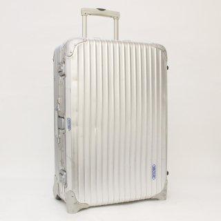 800020★激レア! 国内正規品★リモワ RIMOWA★トパーズ 国内外旅行用スーツケース 930.63 2輪 63L★