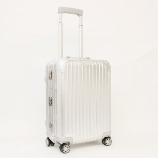 964119★新品同様 国内正規品★リモワ RIMOWA★オリジナル キャビン 機内持込可スーツケース 925.53.004 4輪35L★