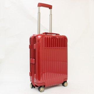 014018★美品 国内正規品★リモワRIMOWA★サルサデラックス 機内持込可スーツケース 831.52 4輪 32L★