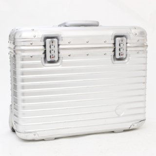 200142★激レア!正規品★リモワ×ボーダフォン★パイロット 機内持込可スーツケース 968.20 2輪 29L★
