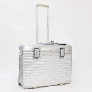 060340★激レア!正規品★リモワRIMOWA★パイロット 機内持込可スーツケース 928.50 2輪 29L★