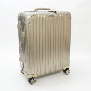 193217★正規品★リモワ RIMOWA★トパーズチタニウム 国内外旅行用スーツケース 924.56.03.4 4輪 45L★