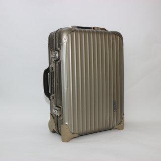 800135★正規品★リモワRIMOWA★トパーズチタニウム 機内持込可スーツケース 944.52 2輪 32L★