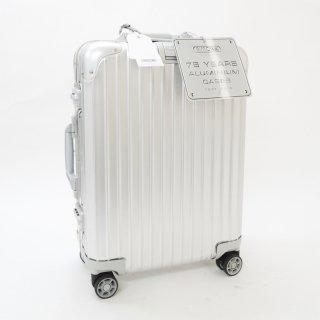 リモワRIMOWA★トパーズ 機内持込可スーツケース 932.52 4輪 32L★309023★美品 正規品★