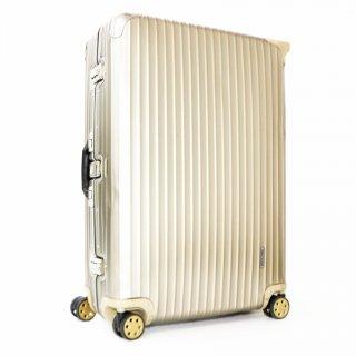 リモワRIMOWA★トパーズチタニウム 海外旅行用大型スーツケース 945.77 4輪 98L★700676★正規品★