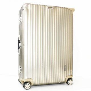 リモワRIMOWA★トパーズチタニウム 海外旅行用大型スーツケース 945.77 4輪 98L★800594★正規品★