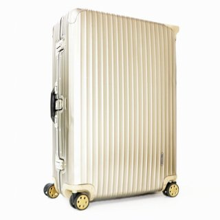 リモワRIMOWA★トパーズチタニウム 海外旅行用大型スーツケース 945.77 4輪 98L★800594★国内正規品★