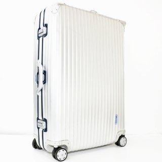 800058★激レア 正規品★リモワRIMOWA★シルバーインテグラル 海外旅行用スーツケース 923.77 4輪 98L★