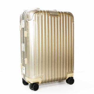 リモワRIMOWA★オリジナル 機内持込可スーツケース 925.52.00.4 4輪 31L★039920★美品 国内正規品★