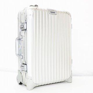 リモワRIMOWA★トパーズ 最終モデル 機内持込可スーツケース 920.52.00.2 2輪 32L★086314★正規品★