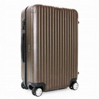 リモワRIMOWA★サルサ 国内旅行用スーツケース 810.63.38.4 4輪 63L★806116★国内正規品★