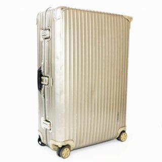 リモワRIMOWA★トパーズチタニウム 海外旅行用スーツケース 945.77 4輪 98L★700686★正規品★