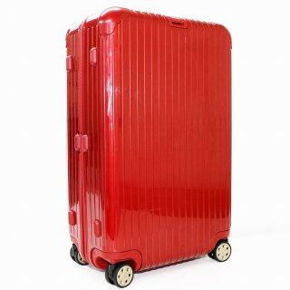 リモワRIMOWA★サルサデラックス E-TAG 国内外旅行用スーツケース 831.70.53.5 4輪 78L★013817★美品 正規品★