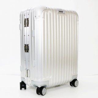 リモワRIMOWA★トパーズ 機内持込可スーツケース 924.53.00.4 4輪 36L★392017★極美品 正規品★
