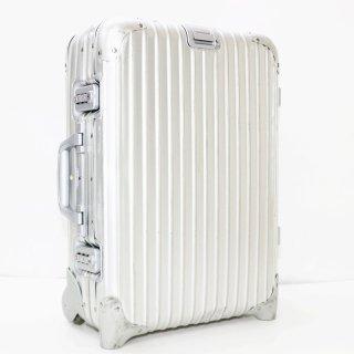 リモワRIMOWA★トパーズ 最終モデル 機内持込可スーツケース 920.52.00.2 2輪 32L★093714★正規品★