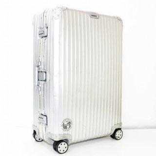 リモワ RIMOWA★トパーズ 国内外旅行用スーツケース 920.70.00.4 4輪 82L★079114★正規品★