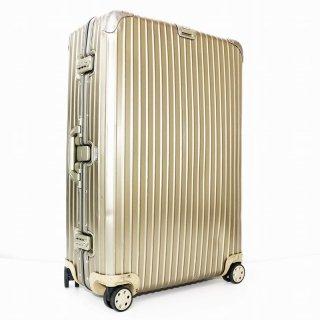リモワRIMOWA★トパーズチタニウム 大型スーツケース 920.77.03.4 4輪 98L★178315★正規品★