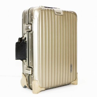 リモワRIMOWA★トパーズチタニウム 機内持込可スーツケース 944.52 2輪 32L★800461★正規品★