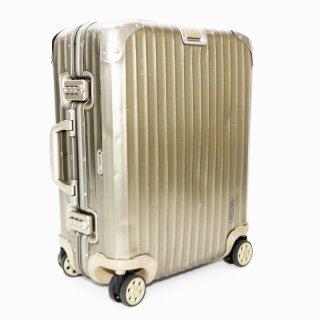 リモワ RIMOWA★トパーズチタニウム 国内外旅行用スーツケース 945.56 4輪 45L★000485★正規品★