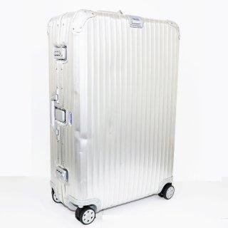 リモワ RIMOWA★トパーズ 国内外旅行用スーツケース 932.73 4輪 87L★105001★正規品★