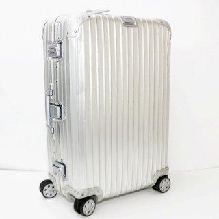 リモワ RIMOWA★トパーズ 国内外旅行用スーツケース 920.63.00.4 4輪 63L★184513★正規品★