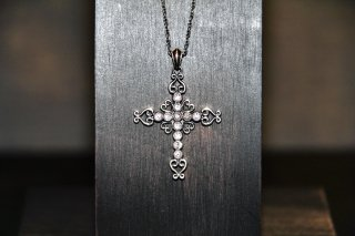Cluxe Cross Pendant SV925<img class='new_mark_img2' src='https://img.shop-pro.jp/img/new/icons5.gif' style='border:none;display:inline;margin:0px;padding:0px;width:auto;' />