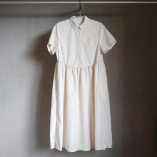 SEUVAS Tussah Shirt Dress