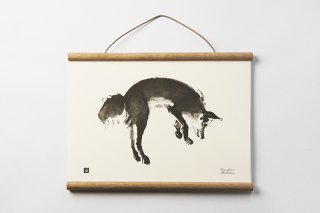 TEEMU JARVI / SMALL POSTER      Leaping Fox