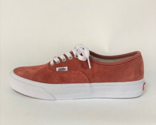 VANS /W Authentic Pig Suede /USA企画