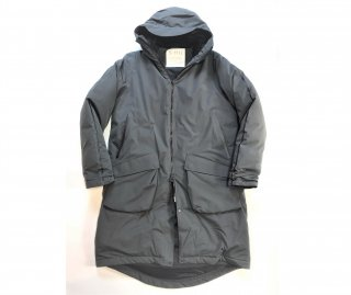 SHU / REVERSIBLE LONG PARKA