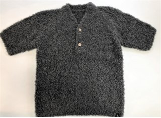 221 VILLAGE / WOOL S/S PULL OVER