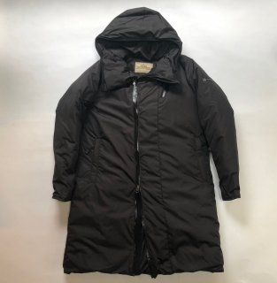 P.H.DESIGS / W'S DOWN HOODED COAT