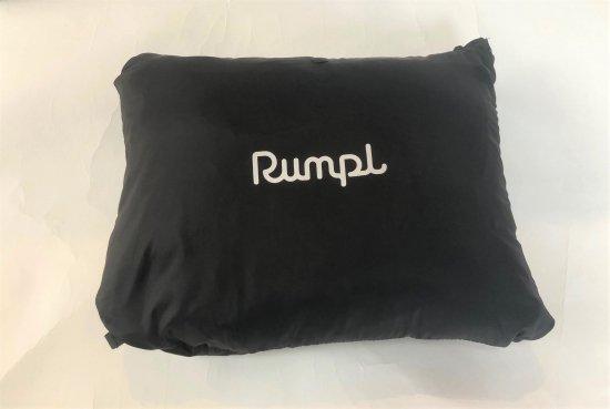 RUMPL / PUFFY PONCHO