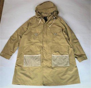 MOUNTAIN SMITH  / Pikes Safari Coat