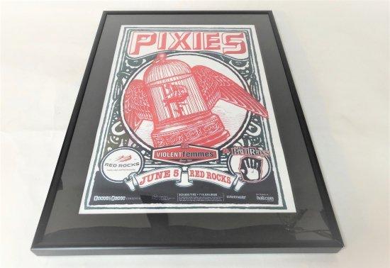VINTAGE POSTER / PIXIES