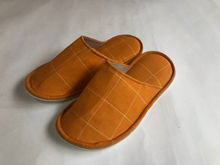 Loomer / Khadi Cotton Slippers