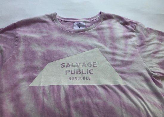 SALVAGE PUBLIC / S/S PRINT-TEE