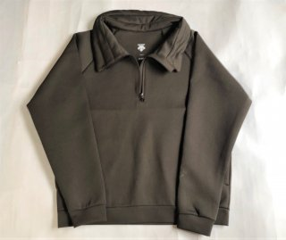 DESCENT × ALWEL / Padded High Collar Half Zip <TOUGH AIR>