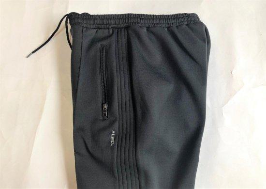 DESCENT × ALWEL / Center Seam Track Pants <TOUGH AIR>